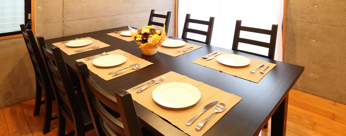 料理教室に最適な自由が丘のレンタルキッチンスペースCOOK×(クック・バイ)